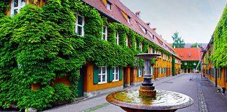 Fuggerei Germania