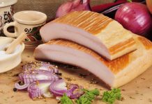 slanina cu ceapa