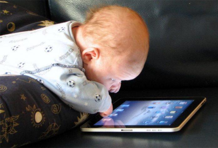 copil tableta