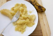 piure de banane