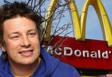 jamie oliver McDonalds
