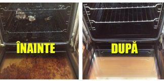 cum imi curat cuptorul
