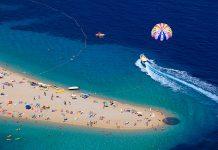 Insula Brac Croatia