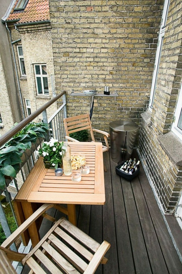 amenajare balcon mic
