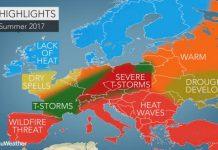 Cum va fi vremea in vara 2017