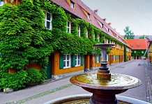Fuggerei Germania