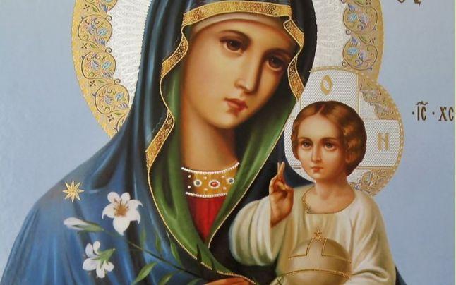 Sfanta Maria -Adormirea Maicii Domnului