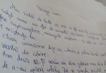 scrisoare sotie inselata
