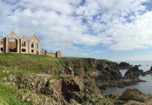Scotia peisaj