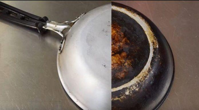 cum sa curat tigaia arsa