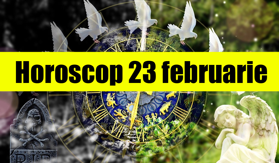 Today's Daily Horoscope for 23 February | Zodiac Signs Horoscopes and Astrology
